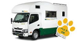 マクレント キャンピングカー レンタル プレミアムスタンダード